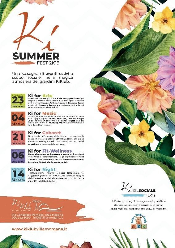 Locandina KI Summer Fest-2