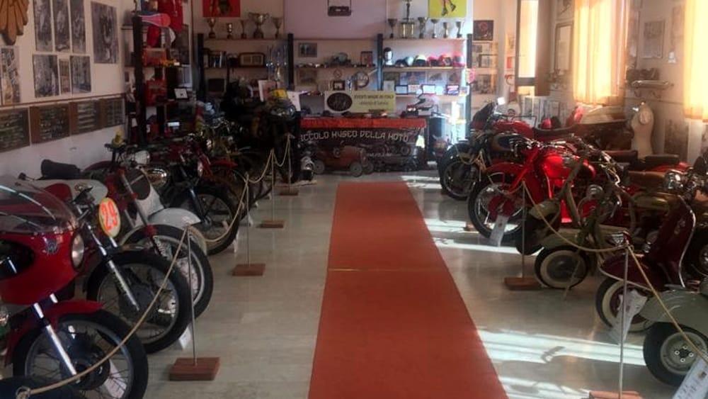 Museo della Moto Castroreale-2
