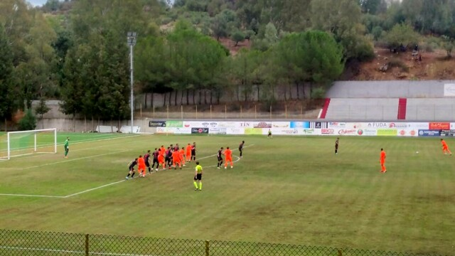 Serie D, Fc Messina beaten by measure (1-0) by San Luca thumbnail