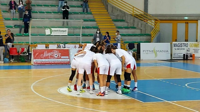 """Alma Patti in Civitanova for the first away match of the season.  Perseu: """"We want redemption"""" thumbnail"""