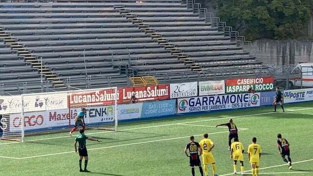 Serie C, Messina beaten in comeback by Picerno for 2-1 thumbnail