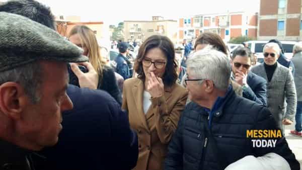 """Fondo Fucile, la Gelmini: """"Sembra una zona terremotata"""""""