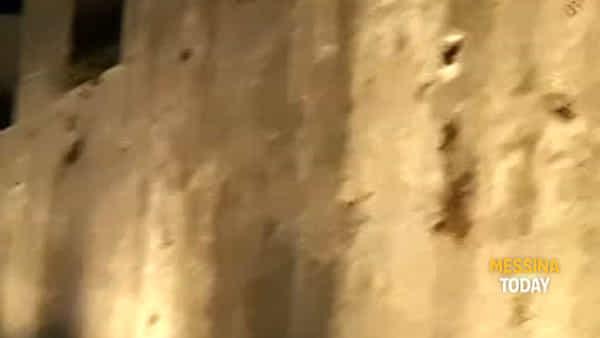 Madonna della Lettera, ecco la nuova illuminazione del Forte San Salvatore
