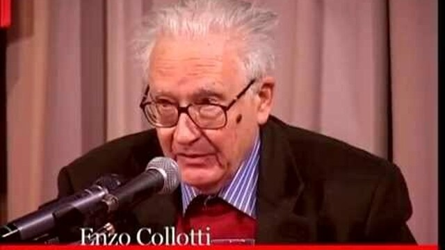 farewell to Enzo Collotti from Messina, a scholar of the Resistance in Europe thumbnail