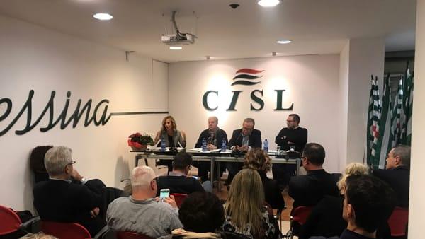 il tavolo con (da sinistra) Mariella Crisafulli, Gigi Caracausi, Paolo Montera, Maurizio Petriccioli-2