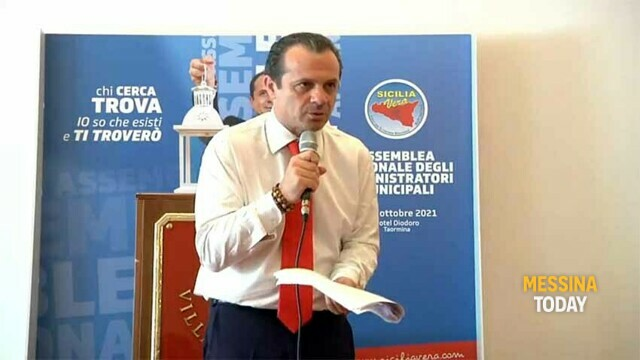 """""""I will not be president of the Region but the mayor of Sicily"""" thumbnail"""