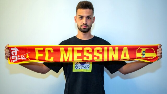 FC Messina prepares for the match against San Luca in the Italian Serie D Cup thumbnail