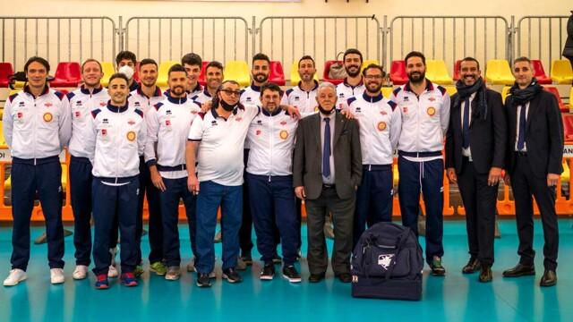 In the test match with Papiro Volley, Savam Costruizioni Letojanni wins thumbnail