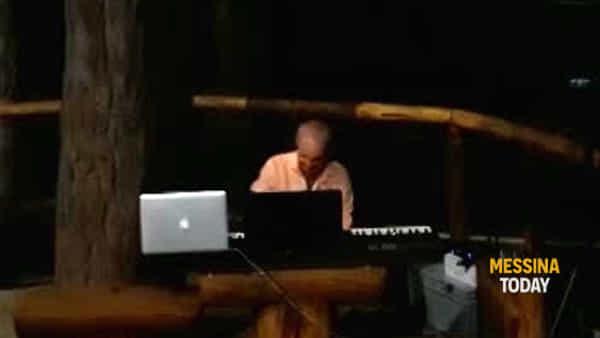 Notte sotto le stelle, la magia del piano di Giovanni Renzo ai Colli Sanrizzo | VIDEO