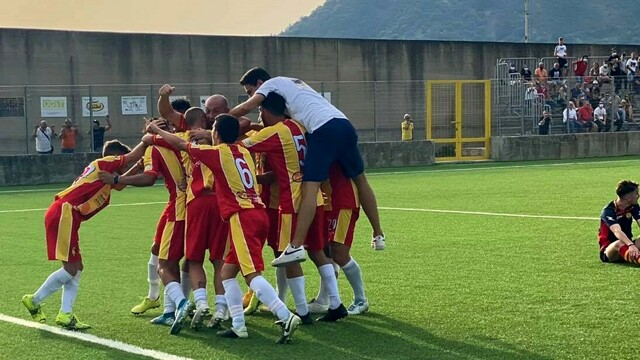Promotion, Pro Mende victorious by measure (2-1) over Sinagra thumbnail