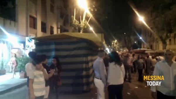 Notte Bianca di Sant'Antonio, gli ambulanti abbassano le tende