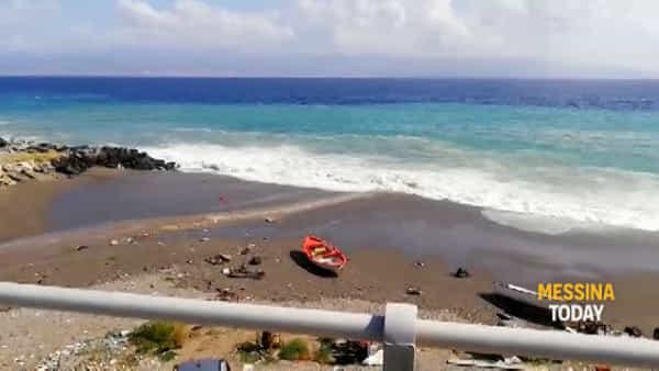 Barche risucchiate dalle onde, mareggiata a Santa Margherita