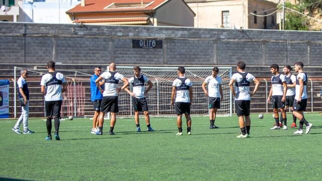 "Excellence, Nebros-Jonica behind closed doors at the ""Vasi"" stadium in Piraino thumbnail"