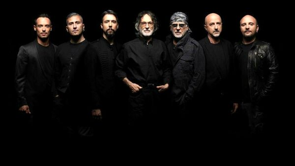 The Very Best Tour, la storica band Pfm a Villa Dante