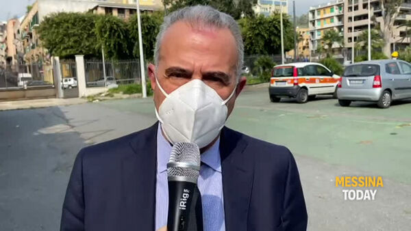 "VIDEO | Tempi record per i vaccini in Fiera, Alagna: ""Possiamo arrivare a 4mila vaccini quotidiani"""