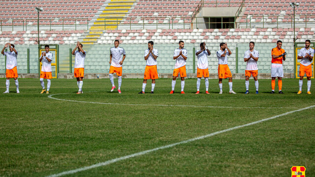 "FC Messina drew 0-0 at ""Franco Scoglio"" against Acireale thumbnail"