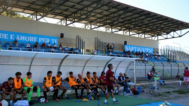 Serie D, City of S. Agata in search of an encore of victories against the Sancataldese thumbnail