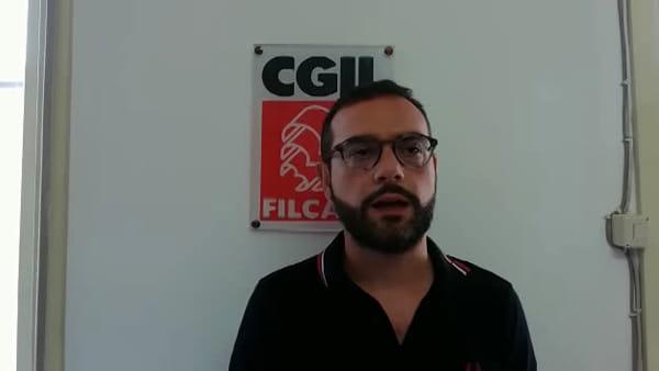 VIDEO Policlinico, addetti ristorazione in sciopero per ritardo stipendi