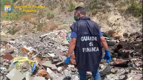 VIDEO | Sigilli a due discariche con rifiuti altamente tossici, denunciate cinque persone