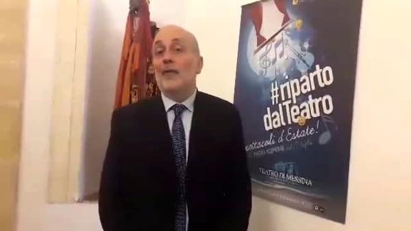 Spettacoli d'Estate!Il Teatro riparte e si trasferisce in Via Laudamo VIDEO
