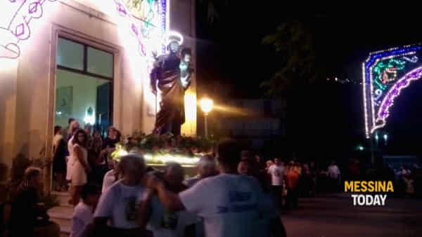 """San Giuseppe a Tipoldo, la """"danza dei portatori"""""""