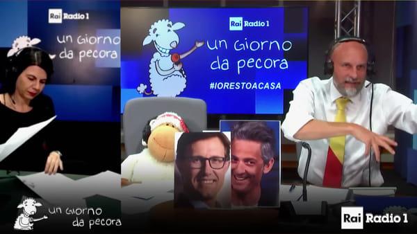 """Coronavirus, l'appello di Fiorello e la Cucinotta ai siciliani: """"Ognuno si stassi a so casa"""""""