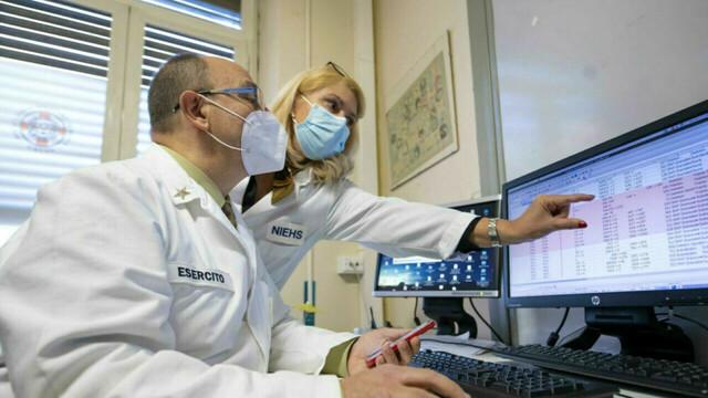 Coronavirus, hospitalized in decline in Sicily thumbnail