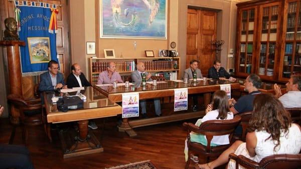 Conferenza stampa 10 KM CAPO PELORO-2