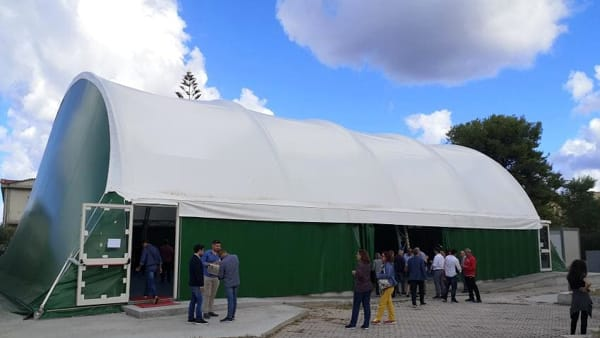 Palestra onddor Capo d'Orlando1-2