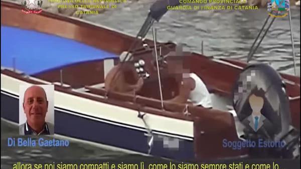 Escursioni turistiche e barche da diporto, le mani della mafia a Isola Bella | VIDEO