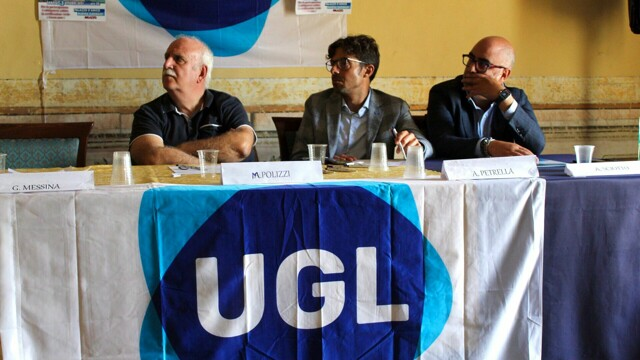 Ugl Messina, first chemical federation congress: new provincial secretary elected thumbnail