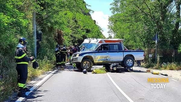 Incidente mortale a Marmora, indagato per omicidio colposo l'autista del pick-up