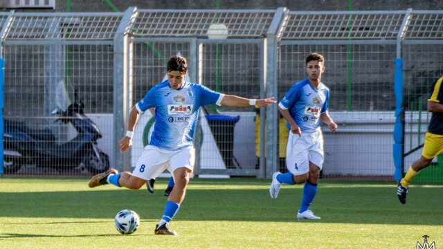 Promotion, Atletico Messina redeems itself at the expense of Castelluccese thumbnail