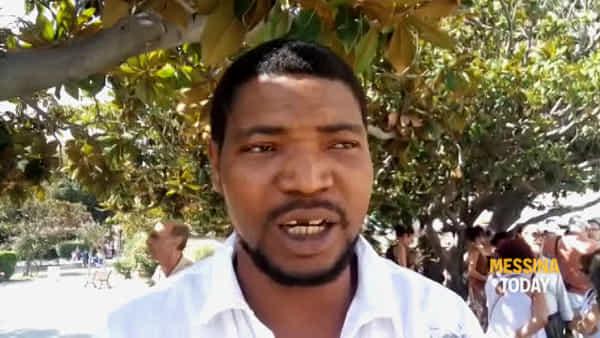 Il video sui clochard al Palacultura, la comunità africana vuole denunciare De Luca