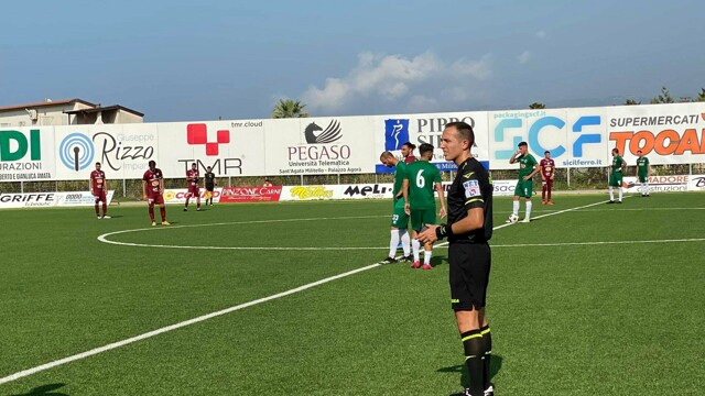 Serie D, the City of Sant'Agata wastes too much and is punished by Trapani thumbnail