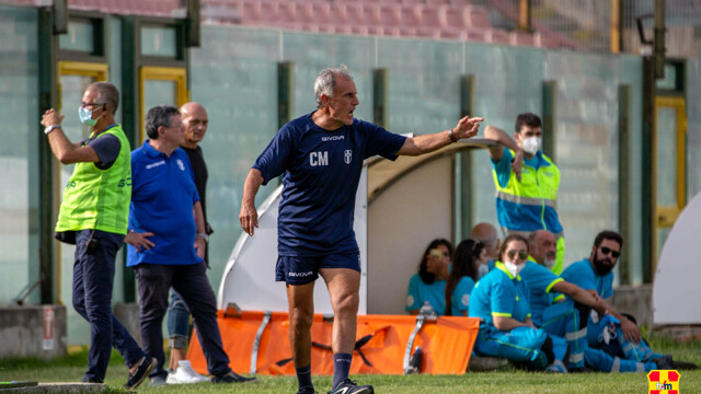 Serie D, Mr. Mancuso quite satisfied with the FC Messina test thumbnail