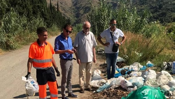 Waste collection in Taormina, the Cga agrees with the Municipality: the contract to Tekra thumbnail
