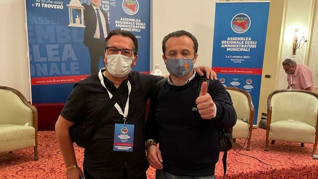 "Regionali, the former coordinator of the Musumeci list ""enters"" Sicily Vera thumbnail"