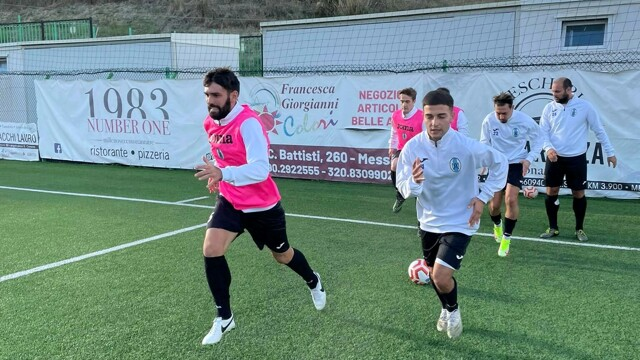 Promotion, Atletico Messina bends the resistance of Torrenovese thumbnail