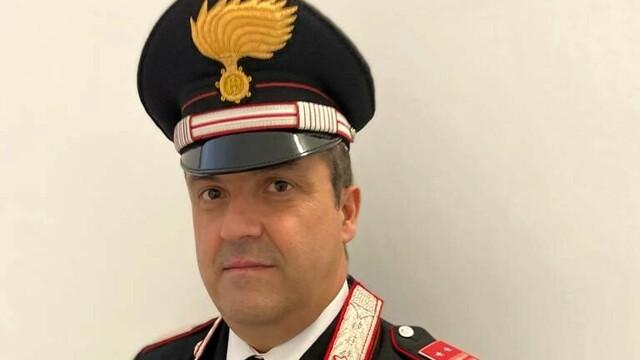 Santo Stefano di Camastra, the new station commander Cesare Rizzo takes office thumbnail