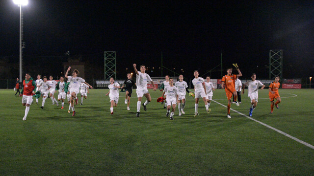 Regional youth, surprises and confirmations for the Messina Under 17 and 15 teams thumbnail