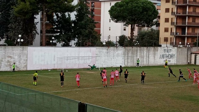 Serie D, trio of victories for the Sant'Agata corsaro in Rende thumbnail