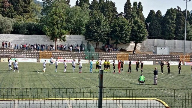 Serie D, the first success of the season for the City of Sant'Agata thumbnail
